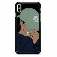 Rihanna iPhone X Case
