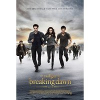 THE TWILIGHT SAGA BREAKING DAWN PART 2 MOVIE POSTER 2 Sided ORIGINAL FINAL 27x40