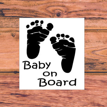 Baby On Board Decal | Mommy Life Decal | Mother Decal | Baby Family Decal | Newborn Decal | Love Girl Boy Decal | New Baby | New Mom | 357