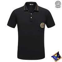 Boys & Men Versace Fashion Casual Shirt Top Tee