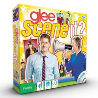 Scene It Glee Game by Screenlife by None