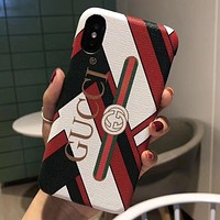 Perfect Gucci Fashion  Phone Cover Case For  Iphone X