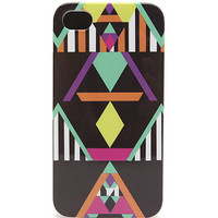 With Love From CA Neon Tribal iPhone 4/4S Case at PacSun.com