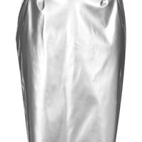 Topshop Metallic Pencil Skirt | Nordstrom