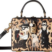 Dolce & Gabbana Womens Family Dolce Box Bag