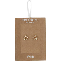 Wish Shape Stud Earring Box - Jewelry - Bags & Accessories