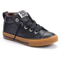 Converse Chuck Taylor All Star Street Boys Leather Sneakers