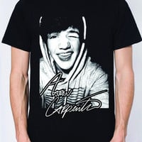 Aaron Carpenter Signature Tee (black) | MAGCONTOUR