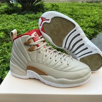 Nike Air Jordan 12 Retro CNY GG [88142842] Casual Shoes Chinese New Year Basketball Sneaker