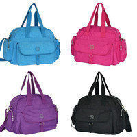 Multifunction Large Capacity Mommy Bag Baby Diaper Nappy Changing Handbag Messenger Tote Travel Package