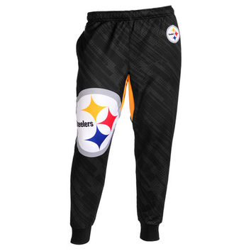 Pittsburgh Steelers Official NFL Men's Jogger Pants
