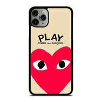 PLAY COMME DES GARCONS iPhone Case Cover