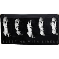 Sleeping With Sirens - Poster Flag