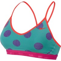 Nike Women's Barely There Printed Bra - Dick's Sporting Goods