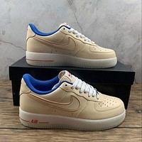Morechoice Tuhy Nike Air Force 1 07 Lv8 Ice Sole Low Sneakers Casual Skaet Shoes DH0928-800