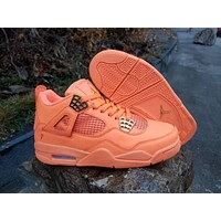Air Jordan Retro 4 Gatorade Orange