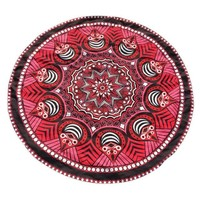 Vintage Shawls And Scarves Bohemian Round Beach Towel Beach Picnic Blanket Fulares Mujer#212