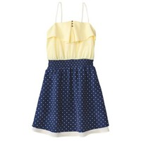 Xhilaration® Juniors Strappy Fit and Flare Dress - Assorted Colors