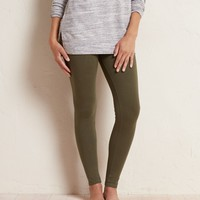 AERIE REAL SOFT LEGGING