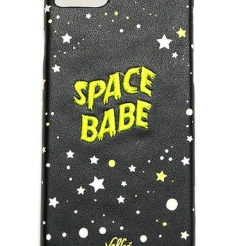 Space Babe iPhone Case