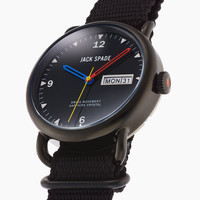 Conway 38mm Primary Hands Watch