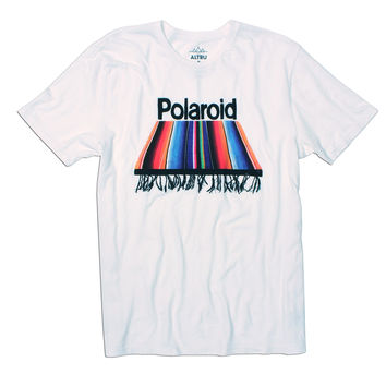 Polaroid Blanket T-shirt (XL & 2XL only)