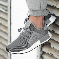 Adidas NMD XR1 PK Men and women sports  leisure  running shoes