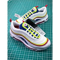 Nike Air Max 97 Corduroy Pack | Aq4137-101 Sport Running Shoes - Sale