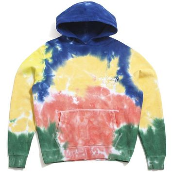 Wealth Heart And Mind Hoodie Sodalite Blue
