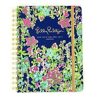 17 Month Large 2017 Agenda in Southern Charm by Lilly Pulitzer