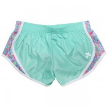 """Simply Southern Shorts """"Preppy Shell"""""""