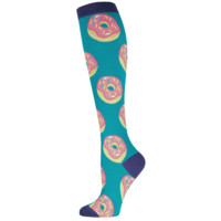Donut Lover Knee High Socks