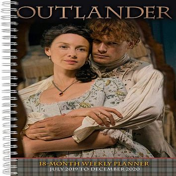 2020 Outlander 18-Month Weekly Planner: By Sellers Publishing