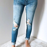 Express Yourself Jeans: Denim