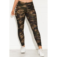 Let's Move Leggings Camo