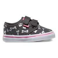 Vans Toddlers Atwood V (Bowtie Gray/White)
