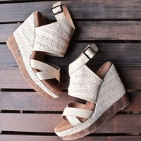 final sale - very volatile - keenan sandal (women)