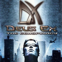 Deus Ex: The Conspiracy (Sony PlayStation 2, 2002) Complete