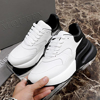 Alexander McQueen Coloured Broad Sports Shoes-2