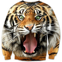 Fierce Tiger Sweatshirt