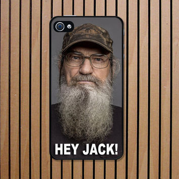 Iphone case Si Iphone 5 case Duck Dynasty Iphone 4 case cool awesome Iphone 4s case Samsung Galaxy S3 Case