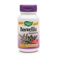 Nature's Way Boswellia, 60 Tablets (Pack of 2)