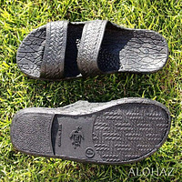 kids black classic jandals® -  pali hawaii Jesus sandals