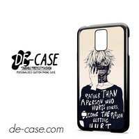 Tokyo Ghoul For Samsung Galaxy S5 Case Phone Case Gift Present YO
