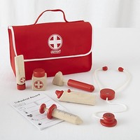 Is There a Doctor in the House? in Wooden Toys & Blocks | The Land of Nod