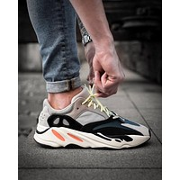 ADIDAS YEEZY 700 V2 Tide brand retro fashion casual old shoes sneakers 1#