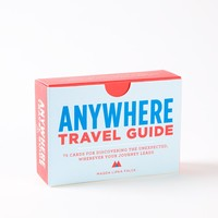 Anywhere Travel Guide - Gifts for Him - Gifts