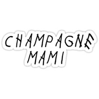 champagne mami by ronsmith57