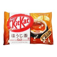 Japanese Kit Kat Roasted Tea Hojicha, 4.91 oz (139.2g)