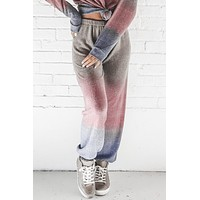 Paint The Sky Charcoal Joggers